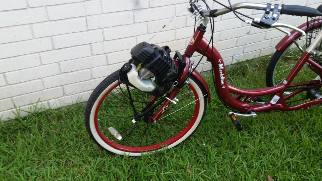 Motorized Kit For Adult Tricycle